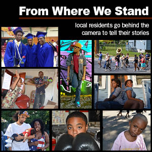From Where We Stand Website