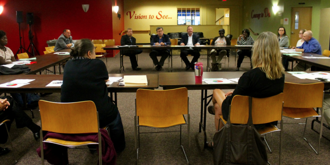 Centro Seeks Public Support at TNT Meeting