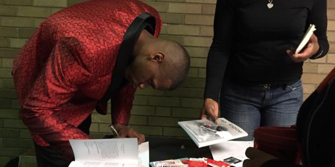 iApologize Book-Signing