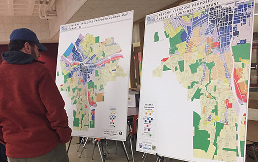 ReZone Syracuse to update 50-year-old zoning map | The Stand
