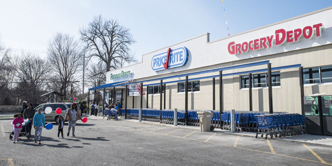 Long-Awaited Grocery Store Opens