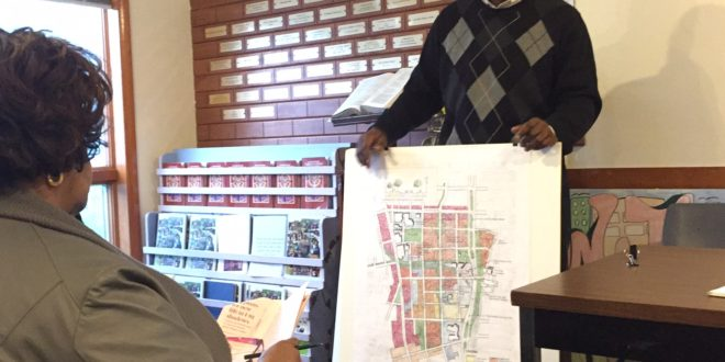 Housing Authority Shares Plans for I-81 Demo