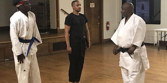 Karate Master Looks to the Future