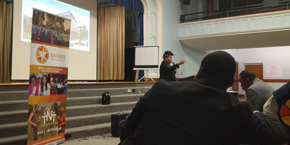 Town Hall Held to Discuss South Side's Future