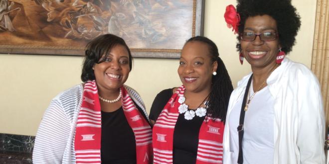 Sorority Honors Student Achievers