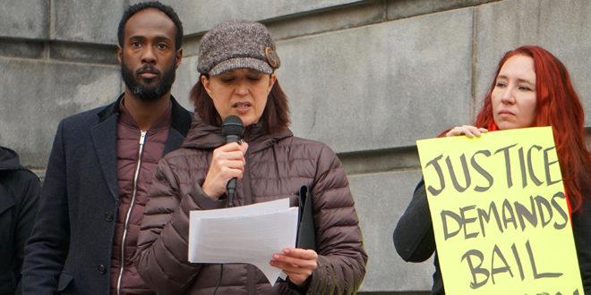 Protesters Condemn Legislators' Push to Rollback New York's Bail Reform