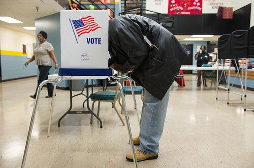 South Side Helps Set Registration Record