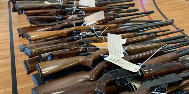 Officials Call Gun Buyback a Success