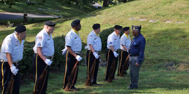 Black Civil War Vet Receives Long-Awaited Headstone
