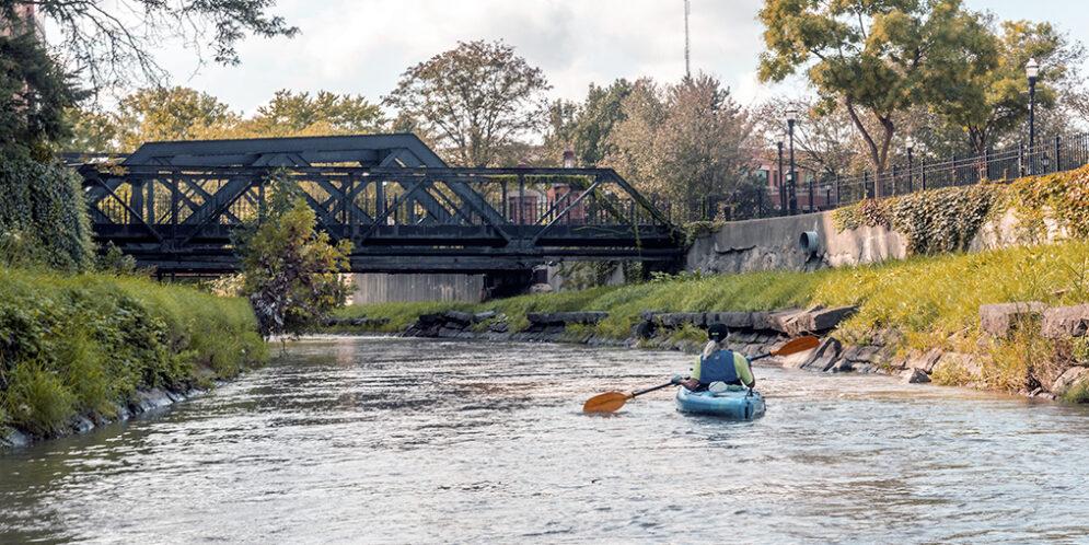 Creek Rats Celebrate Two Decades of Making Onondaga Creek Desirable to Use