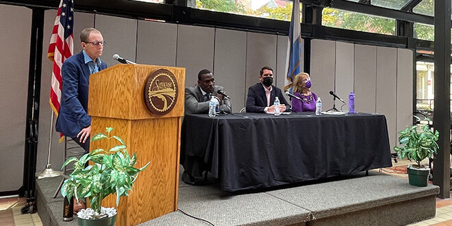 Mayoral Candidates Discuss Sustainability, Environmental Racism in Forum